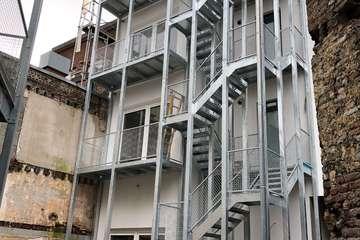 H.S. Art in metal - Escaliers